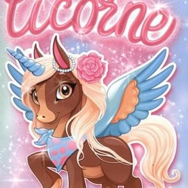 La Licornerie ♥♥ Mini Big Book: Chocobelle la licorne