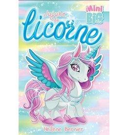 La Licornerie ♥♥ Livre Mini Big : Jujube la licorne