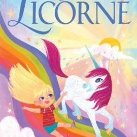 ♥♥ Livre Le Grand rêve de Licorne