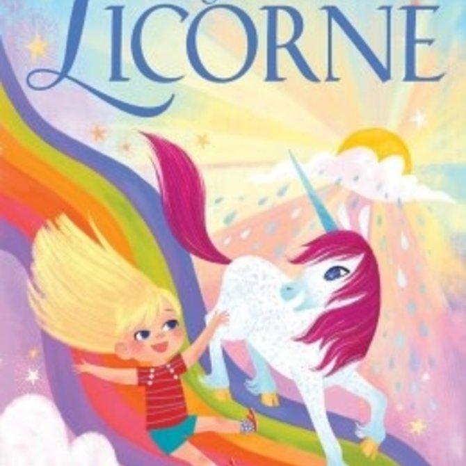 La Licornerie ♥♥ Livre Le Grand rêve de Licorne