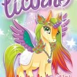 La Licornerie ♥♥ Livre Mini Big : Réglisse la licorne