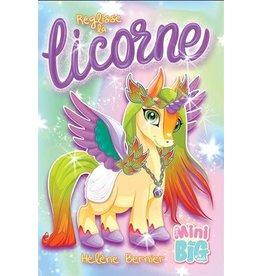 La Licornerie ♥♥ Mini Big Book: Réglisse la licorne
