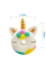 La Licornerie Unicorn Donut Squishy