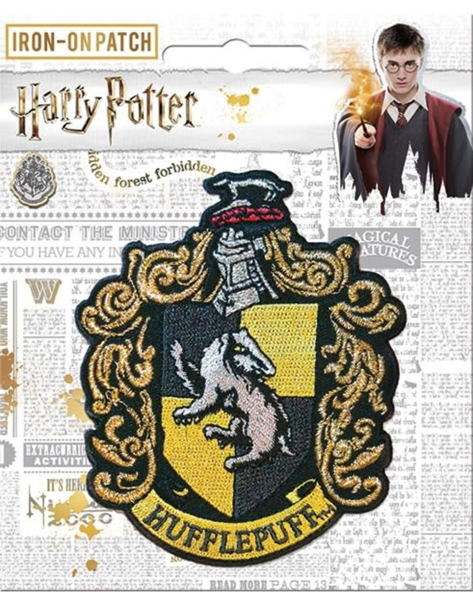 La Licornerie Patch Harry Potter Hufflepuff
