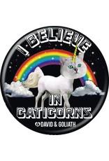 """La Licornerie Macaron """"I believe in caticorns"""""""