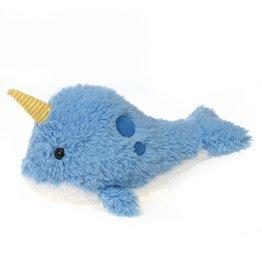 """La Licornerie Toutou Scruffy narval bleu 13"""""""