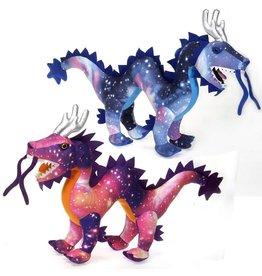 """Toutou dragon galaxie 20.5"""""""