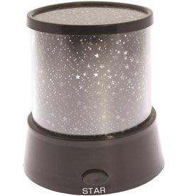 La Licornerie Lampe de chambre ciel étoilé
