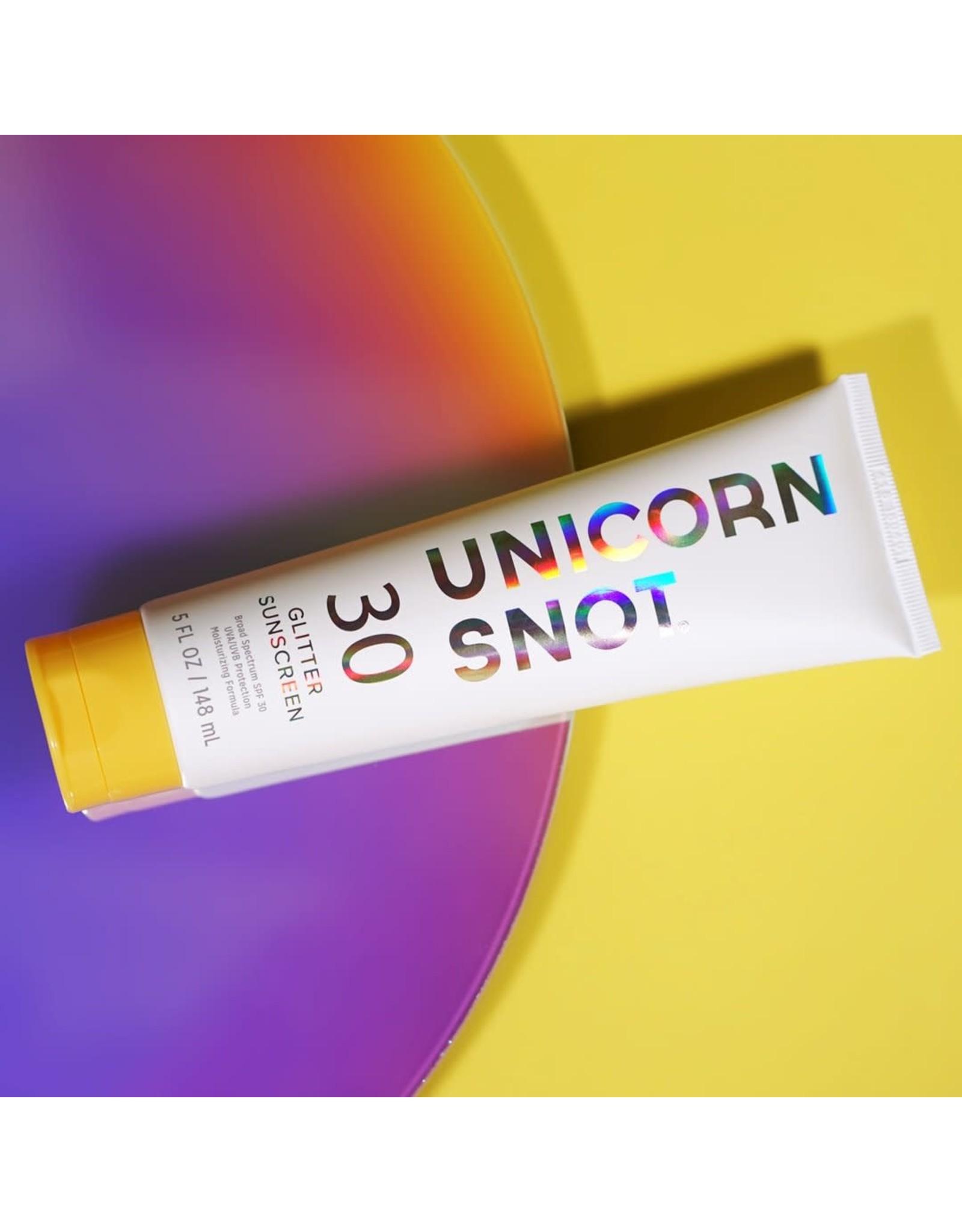 La Licornerie Unicorn Snot Glitter Sunscreen SPF30