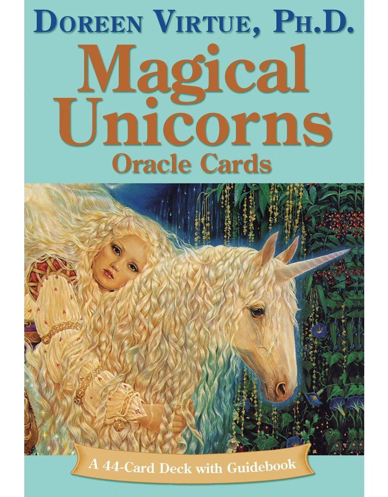 Cartes Oracle Magical Unicorns