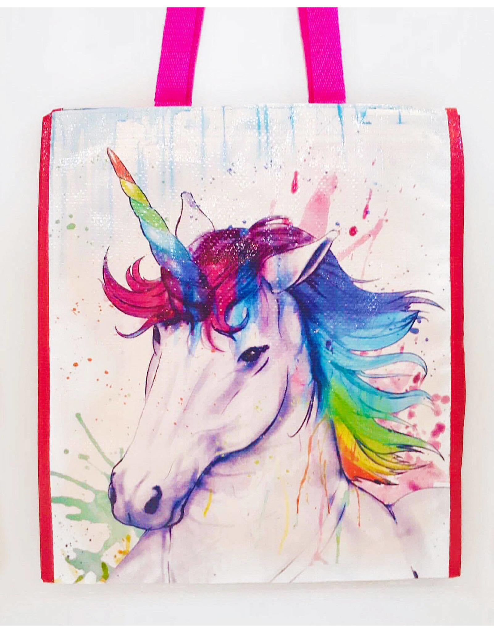 La Licornerie Watercolor unicorn Reusable bag