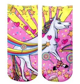 La Licornerie Rainbow Unicorn Ankle Socks