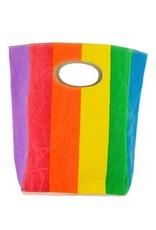 La Licornerie ♥ Rainbow Organic Cotton Lunch Bag by Fluf