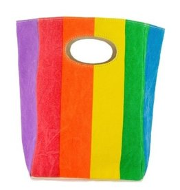 La Licornerie ♥ Rainbow Organic Cotton Lunch Bag by Fluf
