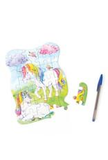 La Licornerie Mini puzzle - 25 pieces