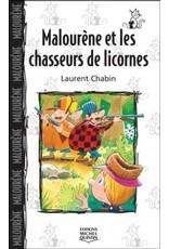 La Licornerie ♥♥ Livre Malourène et les chasseurs de licornes