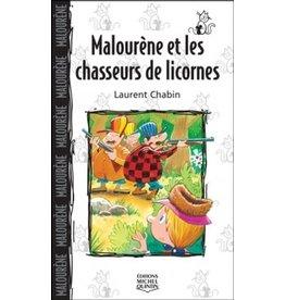 Marlourène et les chasseurs de licornes