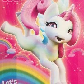 ♥♥ Livre Mini Big: Let's save the rainbows