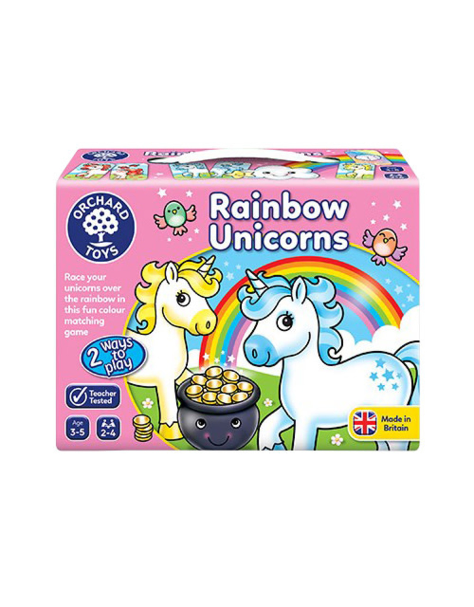 "La Licornerie Jeu ""Rainbow Unicorns"""
