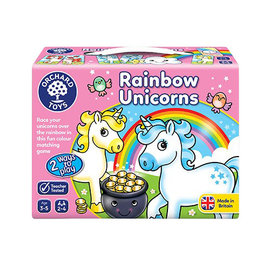 "La Licornerie ""Rainbow Unicorns"" Memory Game 3-5 years old"