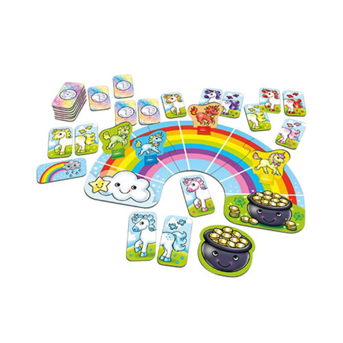 """La Licornerie Jeu """"Rainbow Unicorns"""""""