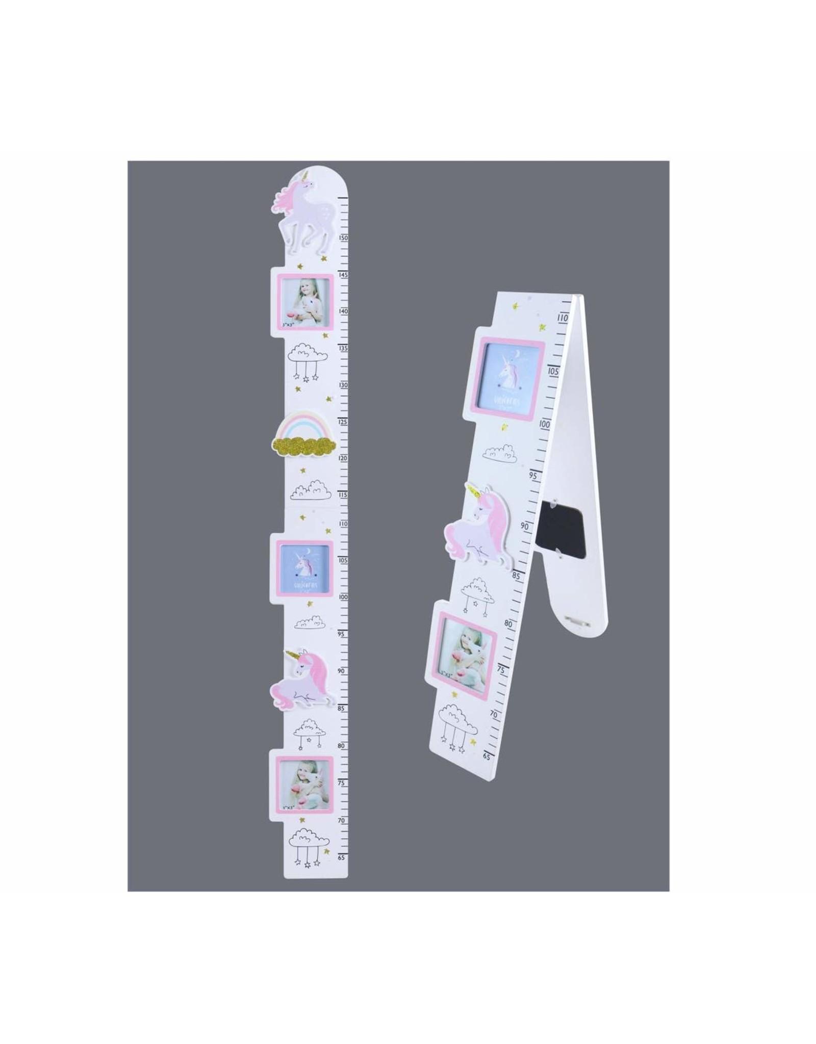 La Licornerie Règle pour se mesurer avec 3 cadres photos