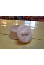 Céramique coffret licorne
