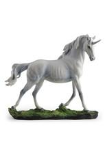 La Licornerie Licorne de décoration blanche enchantée