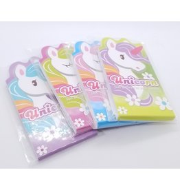 La Licornerie Unicorn Notepad/Memo