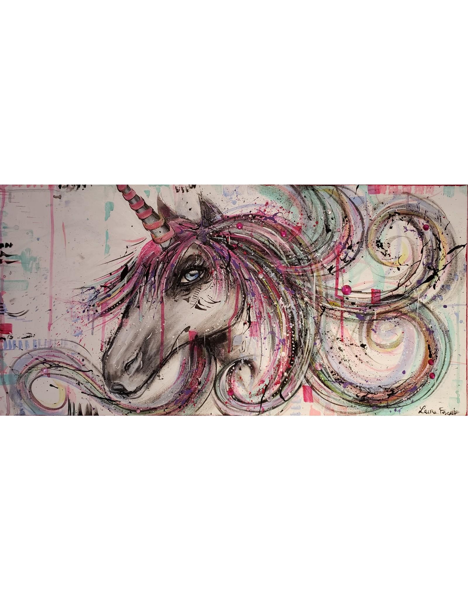 La Licornerie ♥♥ Laura Foort Painting (Big one)