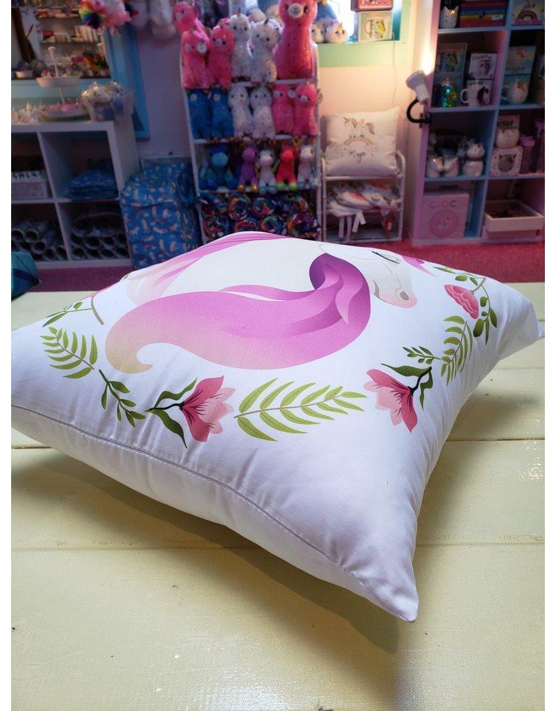 La Licornerie Taie d'oreiller et oreiller Licorne Sophistiquée