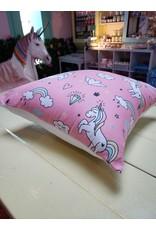 La Licornerie Unicorn and Rainbow Cushion