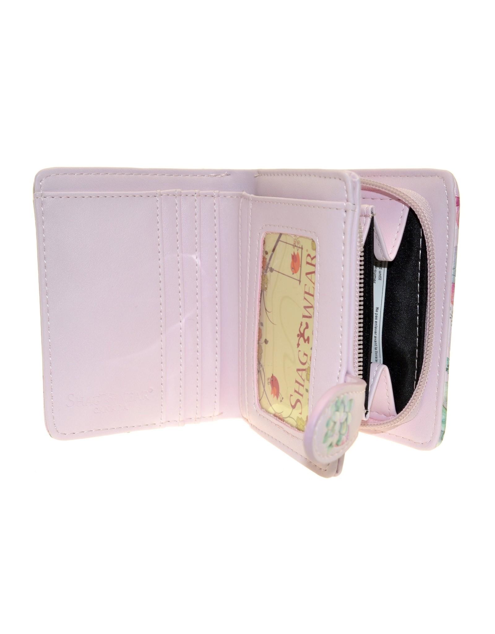 La Licornerie Petit porte-monnaie licorne rose