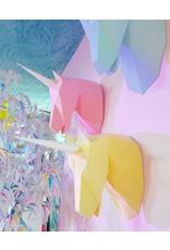 La Licornerie ♥♥ Geometric Unicorn Head Origami