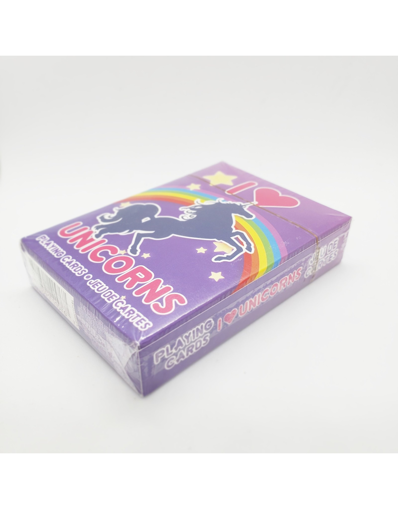 La Licornerie Jeu de cartes I Love Unicorns