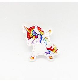 La Licornerie Unicorn brooch, 4 styles