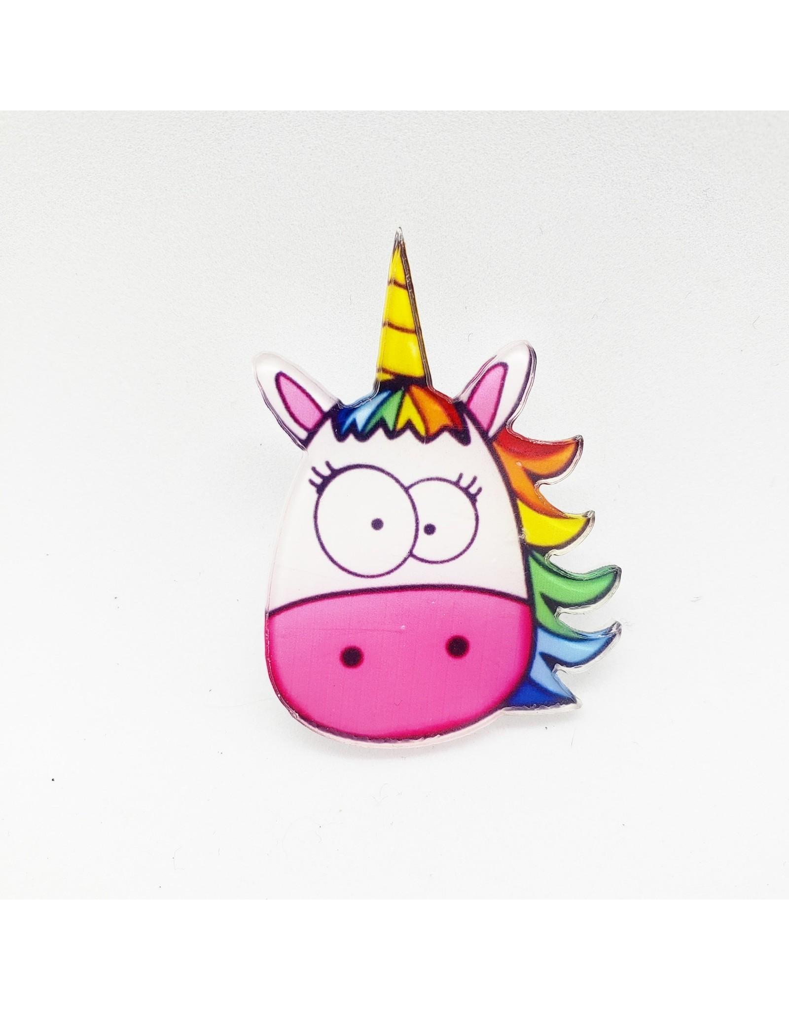La Licornerie Pin unicorn 4 models