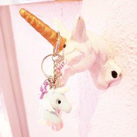 Unicorn wall hook