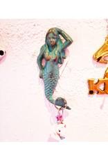 La Licornerie Crochet mural Sirène