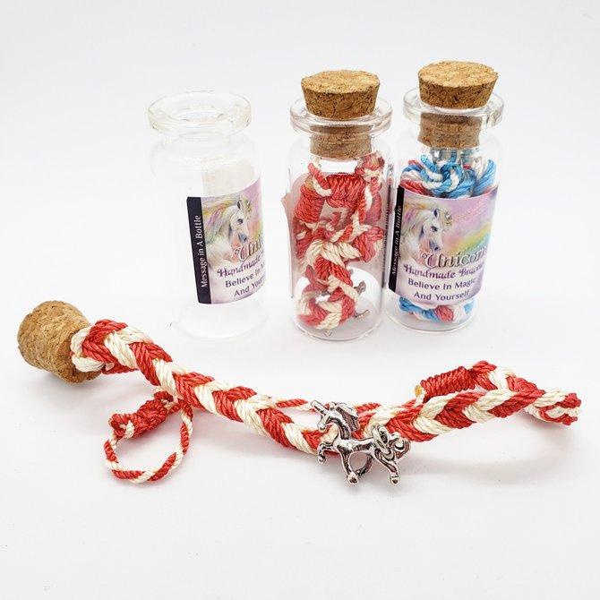 La Licornerie Bracelet licorne en bouteille