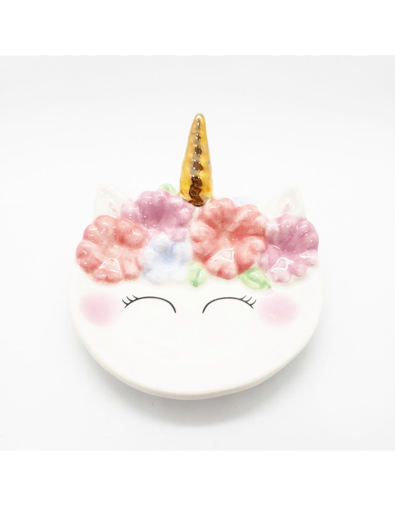 La Licornerie Unicorn Trinket Dish