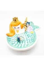 La Licornerie Mermaid Jewelry plate
