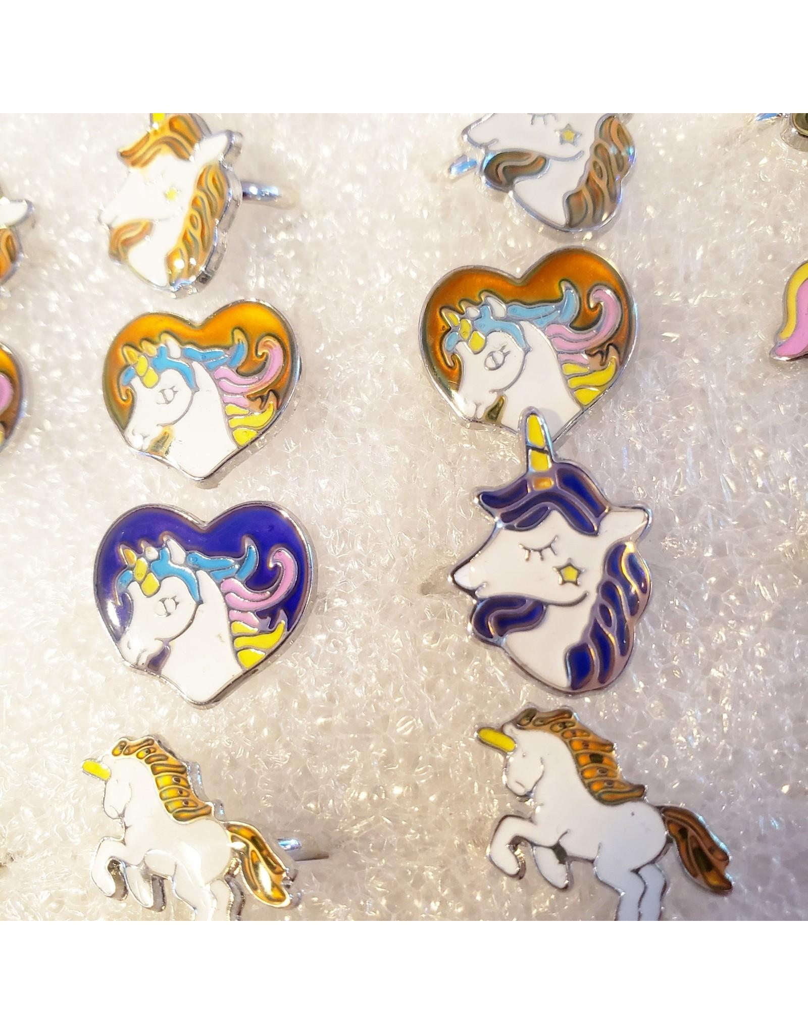 La Licornerie Unicorn mood ring