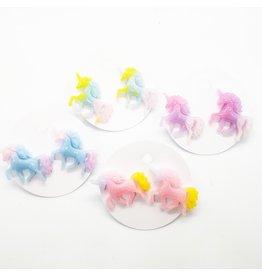 La Licornerie ♥♥ Unicorn Stud Earrings by MLP