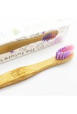 La Licornerie ♥♥ Bamboo Compostable Unicorn Toothbrush