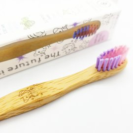 La Licornerie ♥♥ Brosse à dents compostable licorne en bambou
