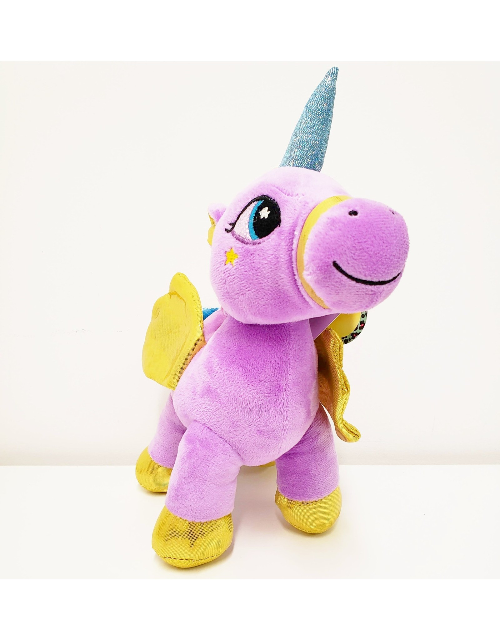 La Licornerie Winged Unicorn Plushie