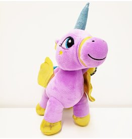 La Licornerie Winged Unicorn Plushie