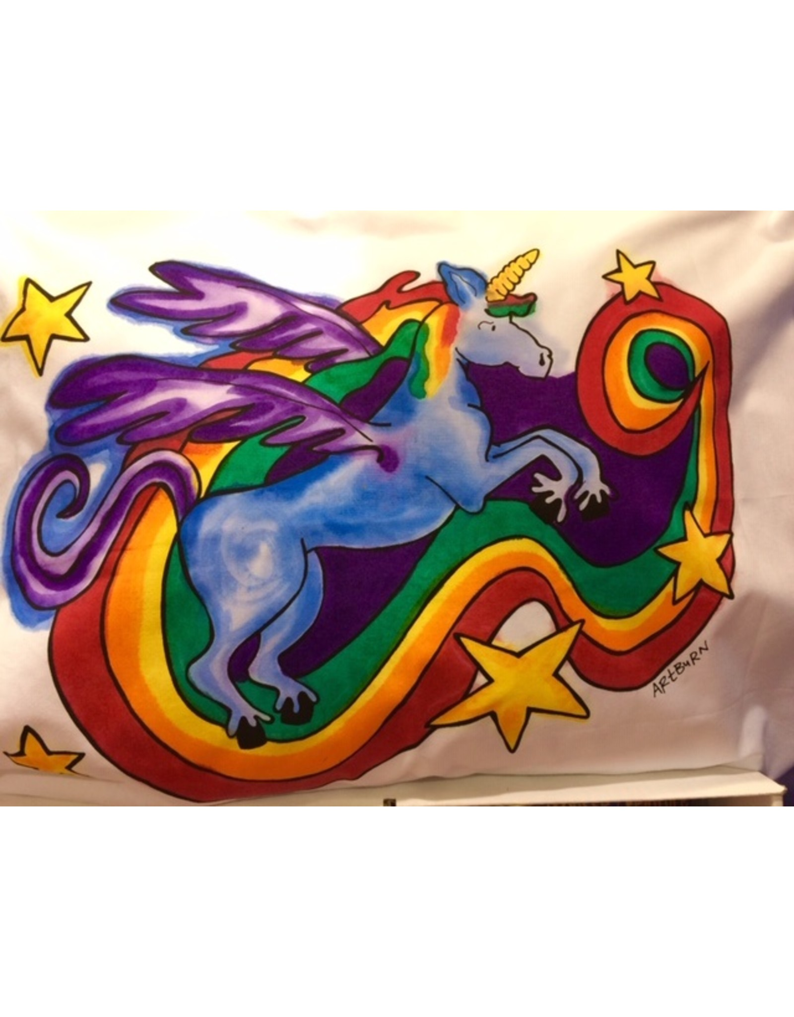La Licornerie ♥ Pillowcase to paint-on