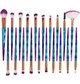 Make-Up Brushes Set of 20
